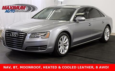 2012 Audi A8 L for sale in Englewood, CO