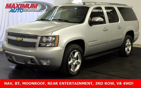 2011 Chevrolet Suburban for sale in Englewood, CO