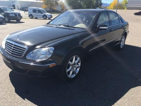 2003 Mercedes-Benz S-Class for sale in Englewood, CO