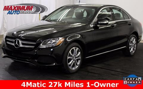 2015 Mercedes-Benz C-Class for sale in Englewood, CO
