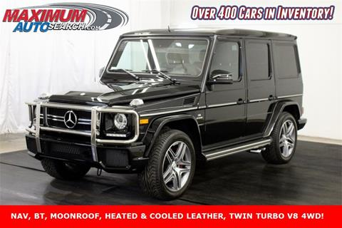 2016 Mercedes Benz G Class For Sale In Englewood, CO