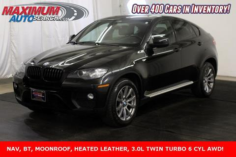 2014 Bmw X6 For Sale In Fort Myers Fl Carsforsale Com
