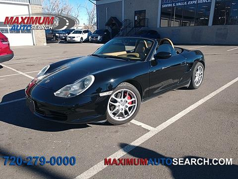 2003 Porsche Boxster for sale in Englewood, CO