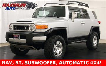 2007 Toyota FJ Cruiser for sale in Englewood, CO