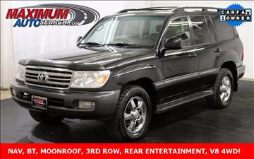 2006 Toyota Land Cruiser for sale in Englewood, CO