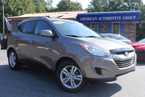 2011 Hyundai Tucson for sale in Mooresville, NC