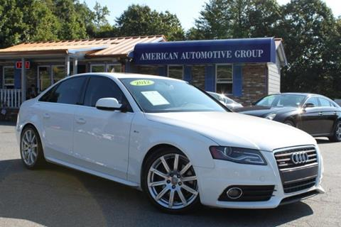2012 Audi A4 for sale in Mooresville, NC