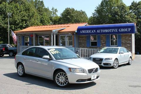 2010 Volvo S40 for sale in Mooresville, NC