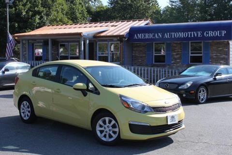2016 Kia Rio for sale in Mooresville, NC