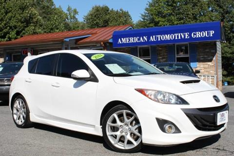 2012 Mazda MAZDASPEED3 for sale in Mooresville, NC