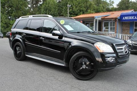 2009 Mercedes-Benz GL-Class for sale in Mooresville, NC
