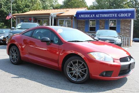 2012 Mitsubishi Eclipse for sale in Mooresville, NC
