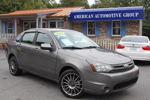 2011 Ford Focus for sale in Mooresville, NC