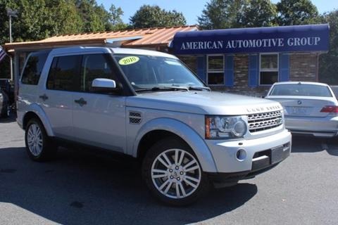 2010 Land Rover LR4 for sale in Mooresville, NC