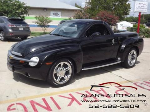 2004 Chevrolet SSR for sale in Georgetown, TX