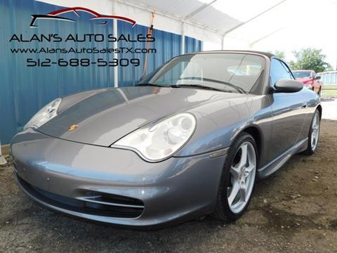 2002 Porsche 911 for sale in Georgetown, TX