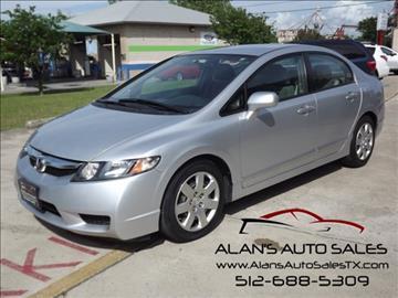 2010 Honda Civic for sale in Georgetown, TX