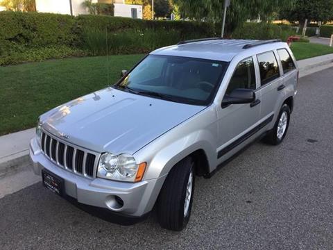 2006 Jeep Grand Cherokee for sale in Van Nuys, CA