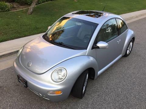 2004 Volkswagen New Beetle for sale in Van Nuys, CA