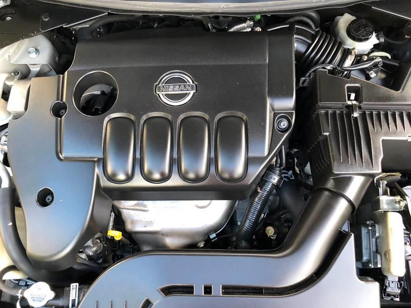 2008 Nissan Altima 25 S 2dr Coupe CVT In Van Nuys CA