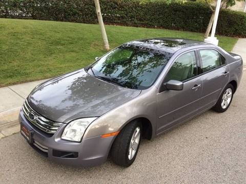 2007 Ford Fusion for sale at Donada  Group Inc in Arleta CA