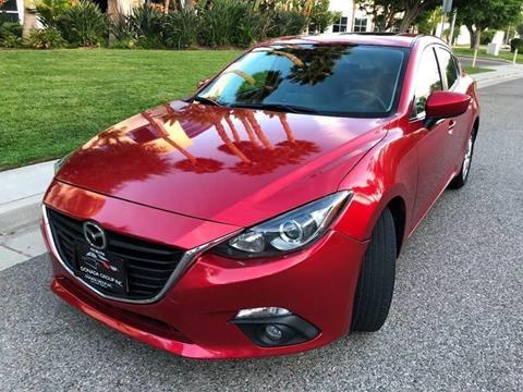 2015 Mazda MAZDA3 for sale in Arleta, CA