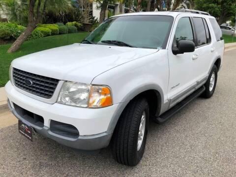 2002 Ford Explorer For Sale >> Used 2002 Ford Explorer For Sale Carsforsale Com
