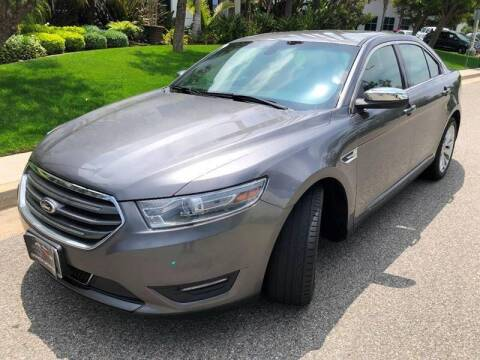2013 Ford Taurus for sale at Donada  Group Inc in Arleta CA
