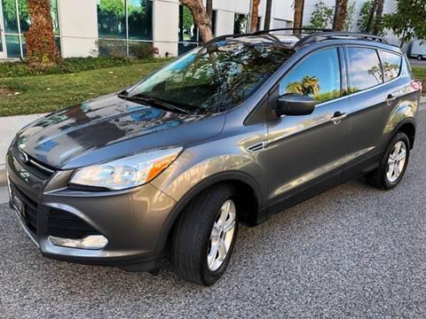 2013 Ford Escape for sale at Donada  Group Inc in Arleta CA