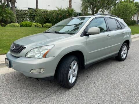 2005 Lexus RX 330 for sale at Donada  Group Inc in Arleta CA