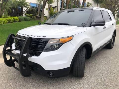 2014 Ford Explorer for sale at Donada  Group Inc in Arleta CA