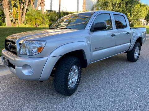 2006 Toyota Tacoma for sale at Donada  Group Inc in Arleta CA