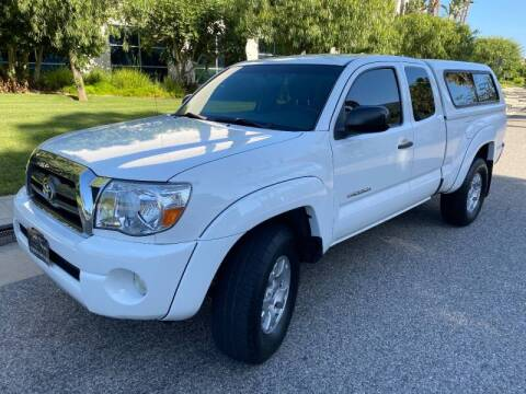 2010 Toyota Tacoma for sale at Donada  Group Inc in Arleta CA