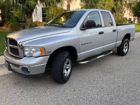 2003 Dodge Ram Pickup 1500 for sale at Donada  Group Inc in Arleta CA