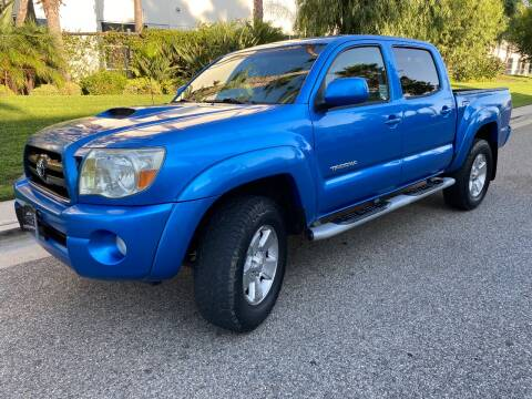 2007 Toyota Tacoma for sale at Donada  Group Inc in Arleta CA
