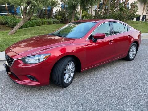 2014 Mazda MAZDA6 for sale at Donada  Group Inc in Arleta CA