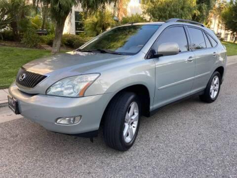 2005 Lexus RX 330 for sale at Donada  Group Inc in Arleta CA