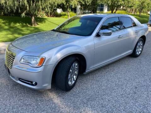 2012 Chrysler 300 for sale at Donada  Group Inc in Arleta CA