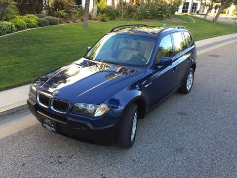 2005 BMW X3 for sale in Van Nuys, CA