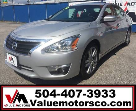 Value motors co best used cars metairie kenner buy here pay nissan altima 30000 miles email for price publicscrutiny Images