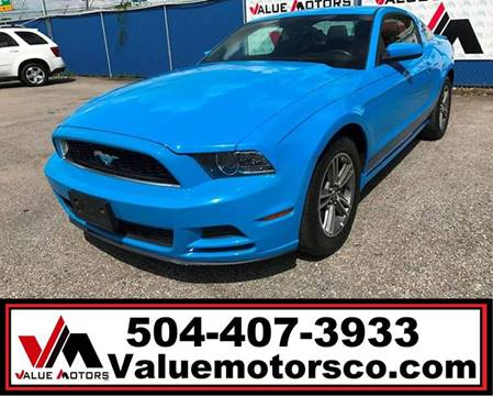 2013 Ford Mustang for sale in Marrero, LA