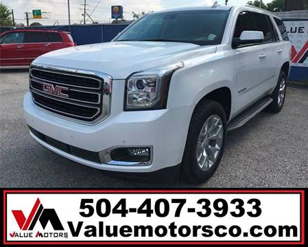 2017 GMC Yukon for sale in Marrero, LA