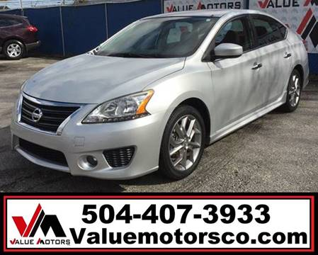 Value motors co best used cars metairie kenner buy here pay nissan sentra email for miles email for price publicscrutiny Images
