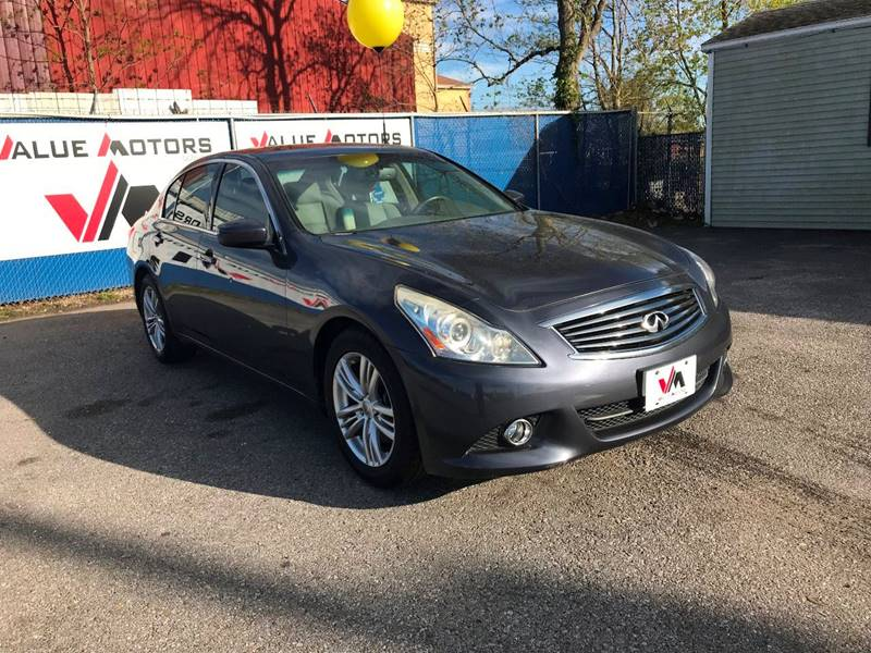 2011 Infiniti G37 Sedan Limited Edition 4dr Sedan In Marrero La
