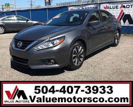 Value motors used car dealer metairie kenner buy here pay here nissan altima 8000 miles email for price publicscrutiny Gallery
