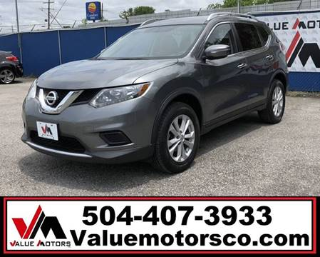 Value motors used car dealer metairie kenner buy here pay here nissan rogue 50000 miles email for price publicscrutiny Gallery