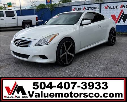 Used Cars New Orleans >> Value Motors Guaranteed Approved Best Used Cars Bad Credit Car