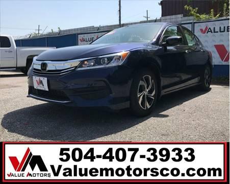 ValueMotorsCompanyInc  – Car Dealer in Marrero, LA