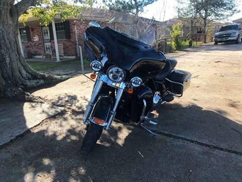 2014 Harley-Davidson Electra Glide Limited Ultra