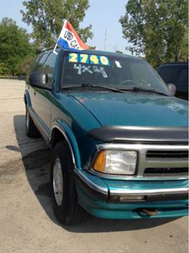 1996 Chevrolet Blazer for sale in Casco, MI